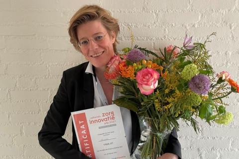 Coöperatie Slimmer Leven feliciteert Pharmi